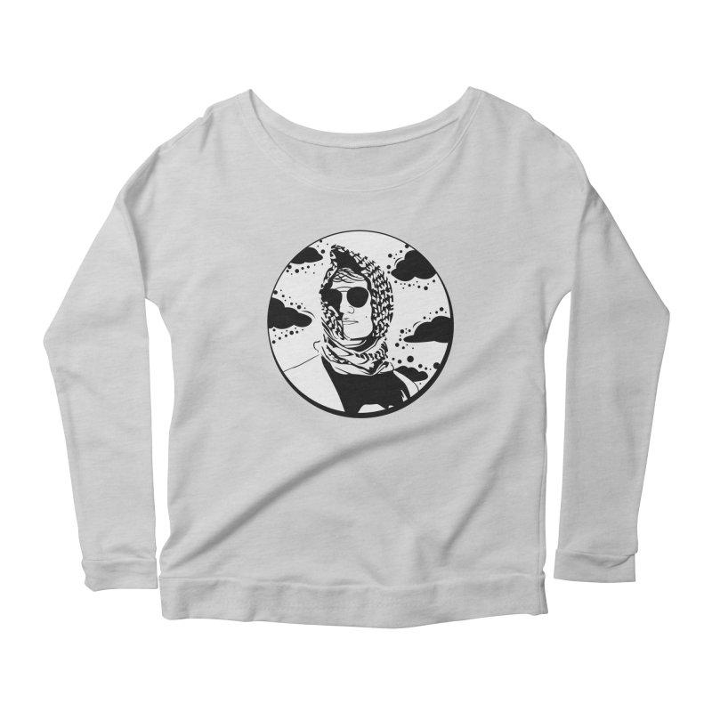 Josh Women's Scoop Neck Longsleeve T-Shirt by Boshik's Tshirt Shop