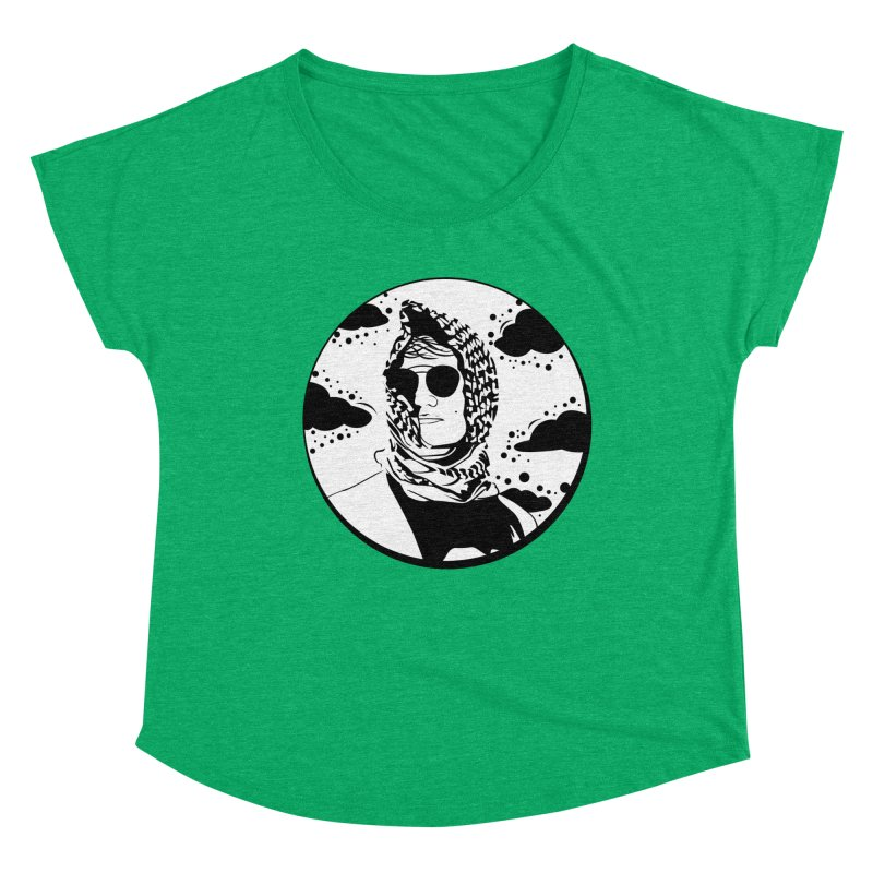 Josh Women's Dolman Scoop Neck by Boshik's Tshirt Shop