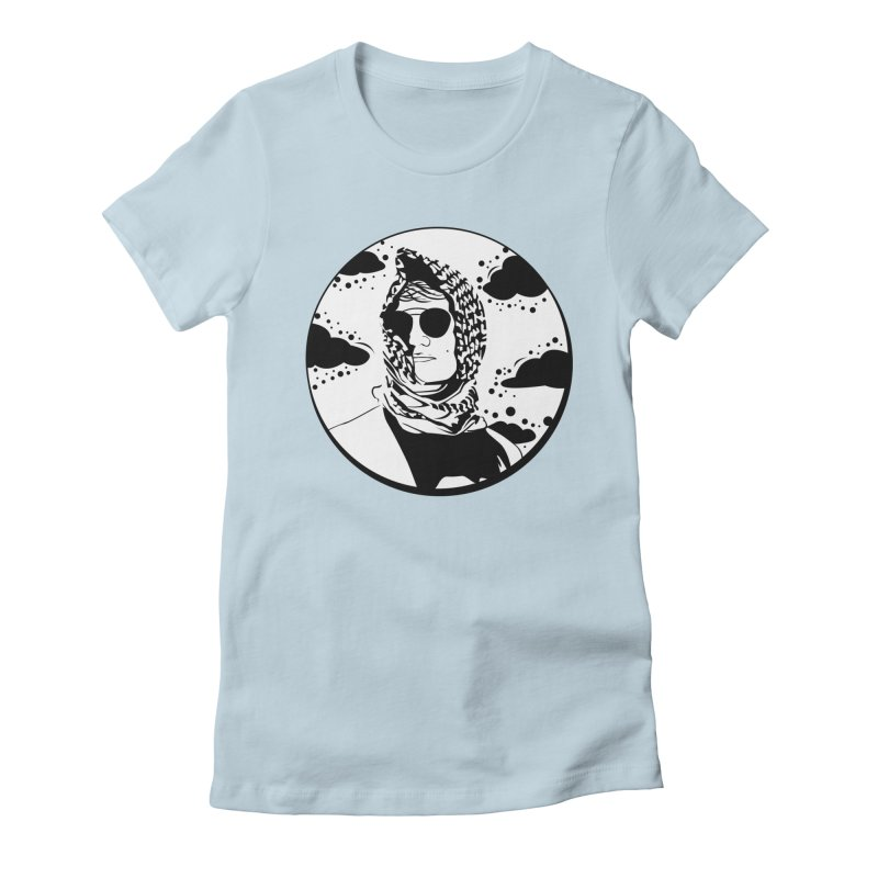 Josh Women's Fitted T-Shirt by Boshik's Tshirt Shop
