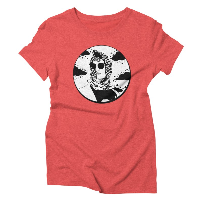 Josh Women's Triblend T-Shirt by Boshik's Tshirt Shop
