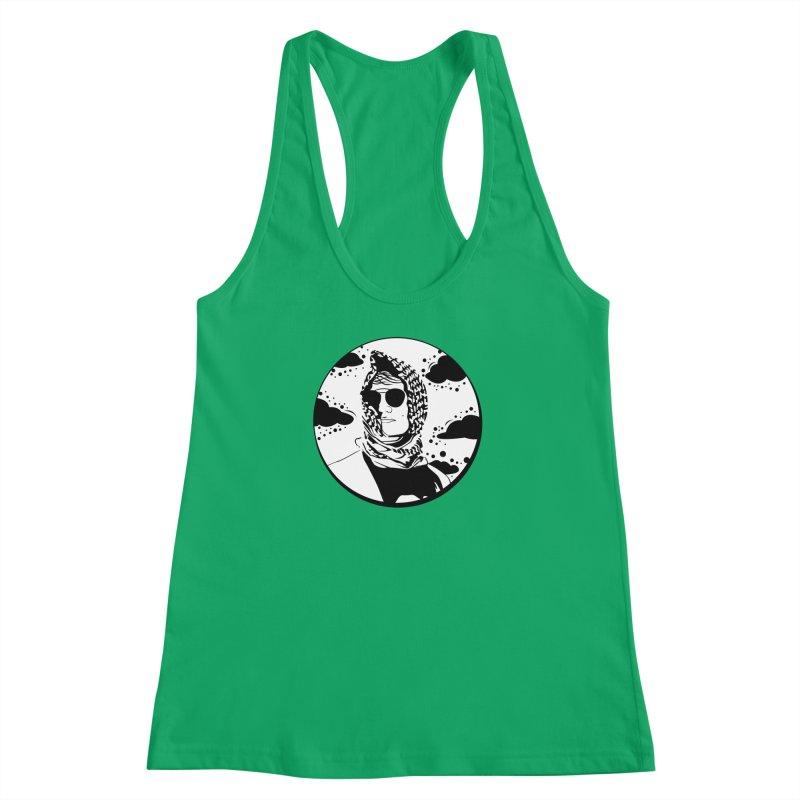 Josh Women's Racerback Tank by Boshik's Tshirt Shop