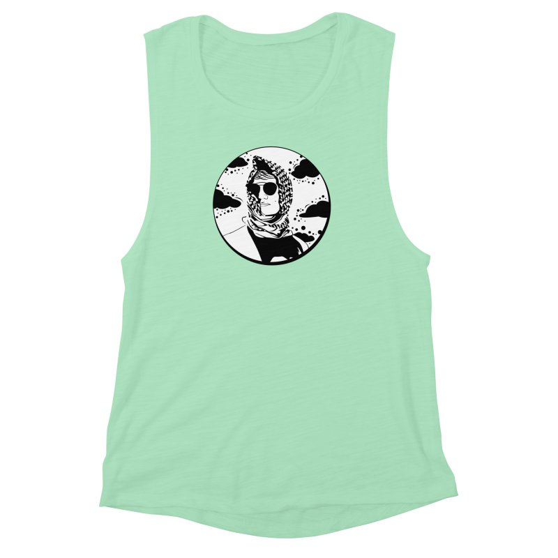 Josh Women's Muscle Tank by Boshik's Tshirt Shop
