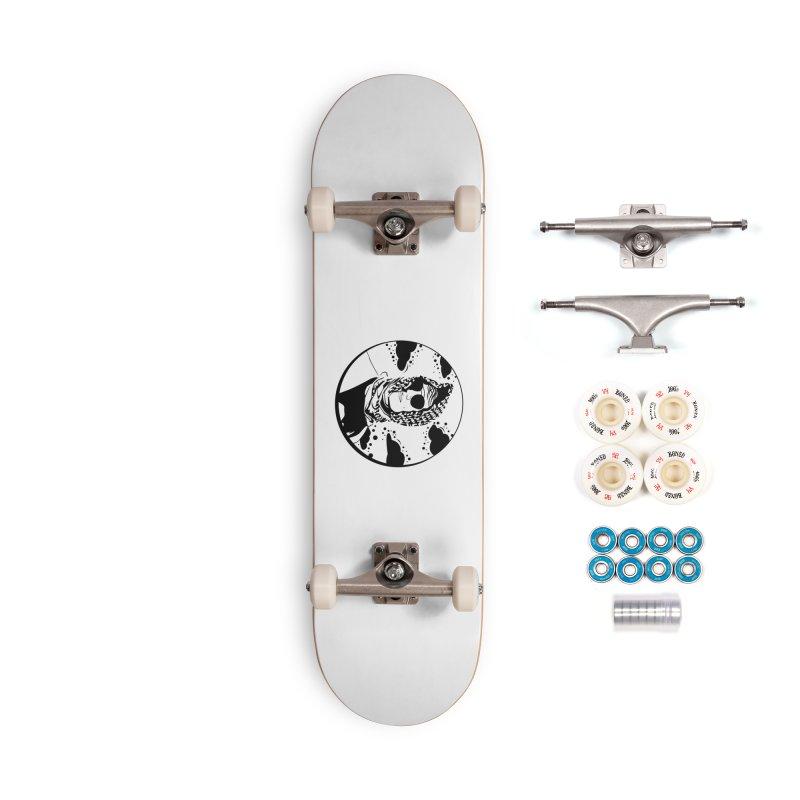 Josh Accessories Skateboard by Boshik's Tshirt Shop