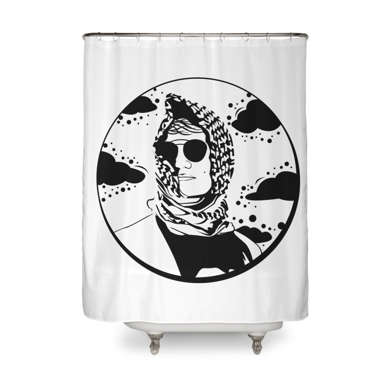 Josh Home Shower Curtain by Boshik's Tshirt Shop