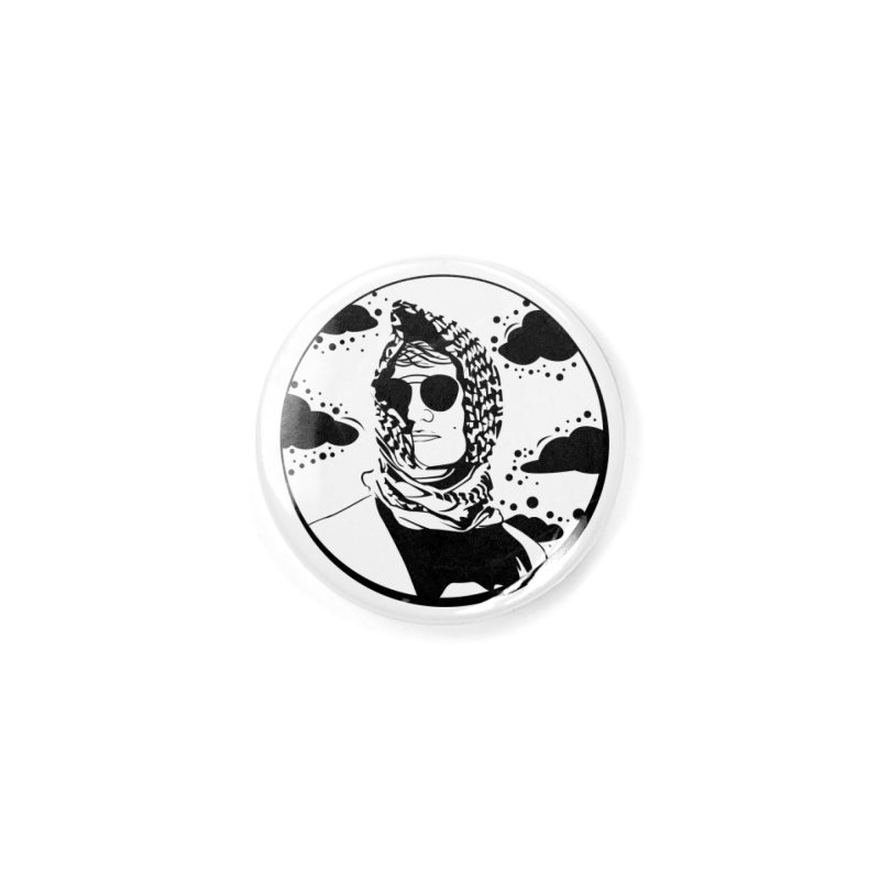 Josh Accessories Button by Boshik's Tshirt Shop