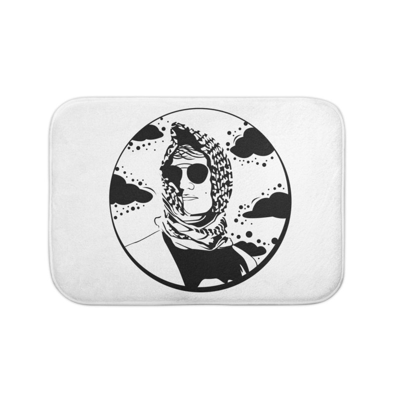 Josh Home Bath Mat by Boshik's Tshirt Shop