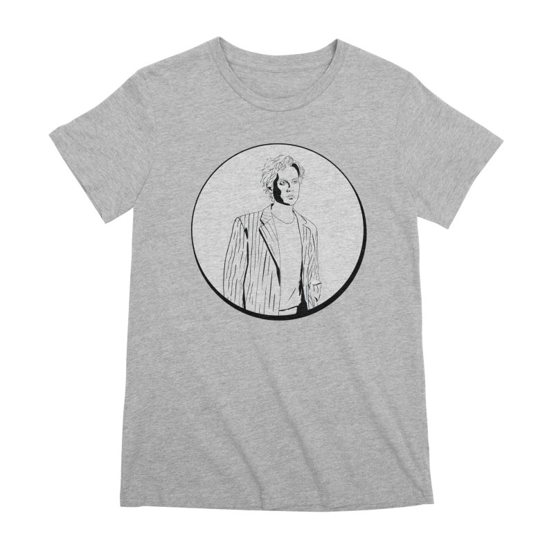 Luke Women's Premium T-Shirt by Boshik's Tshirt Shop