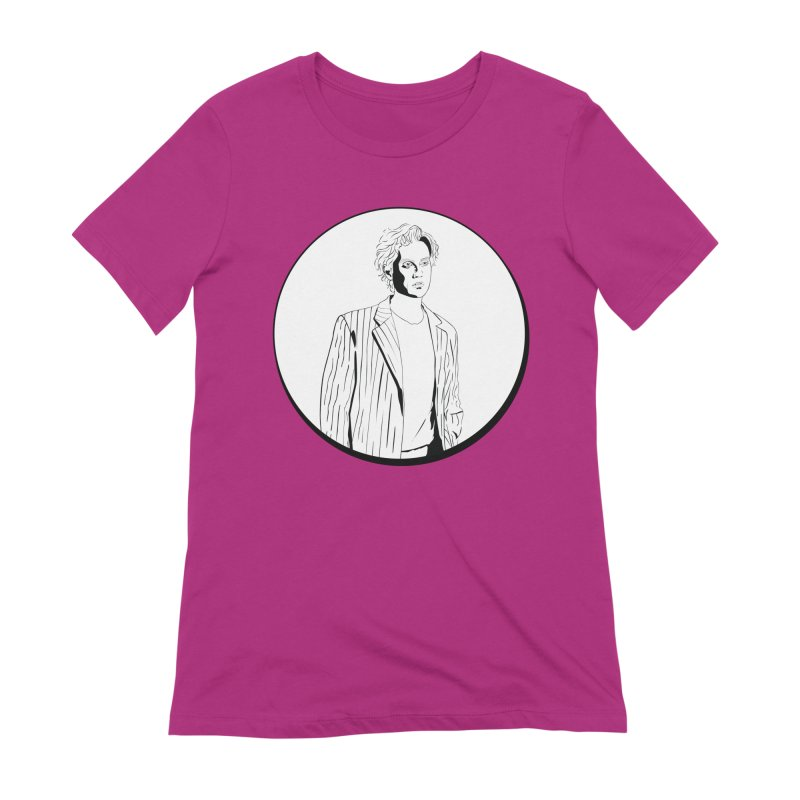 Luke Women's Extra Soft T-Shirt by Boshik's Tshirt Shop