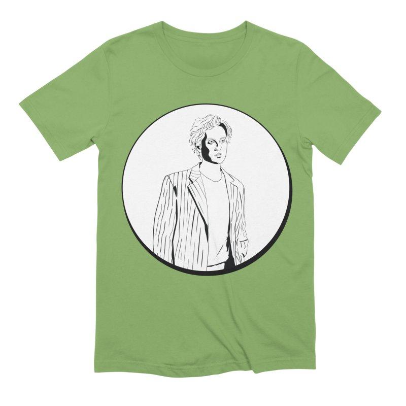 Luke Men's T-Shirt by Boshik's Tshirt Shop