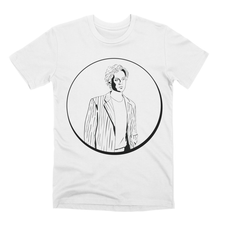 Luke Men's Premium T-Shirt by Boshik's Tshirt Shop