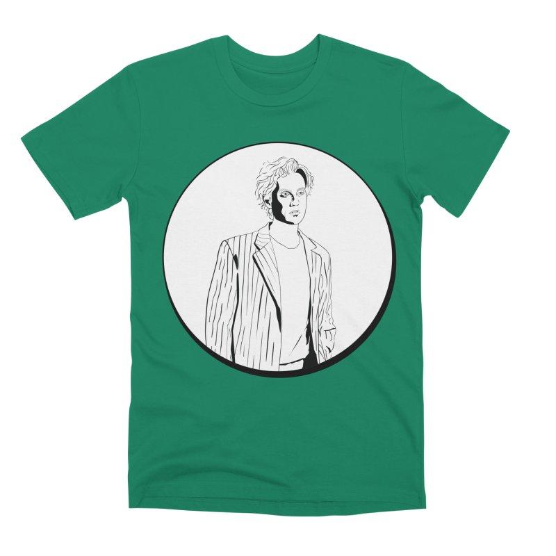 Luke Men's Premium T-Shirt by Boshik's Tshirt Shop