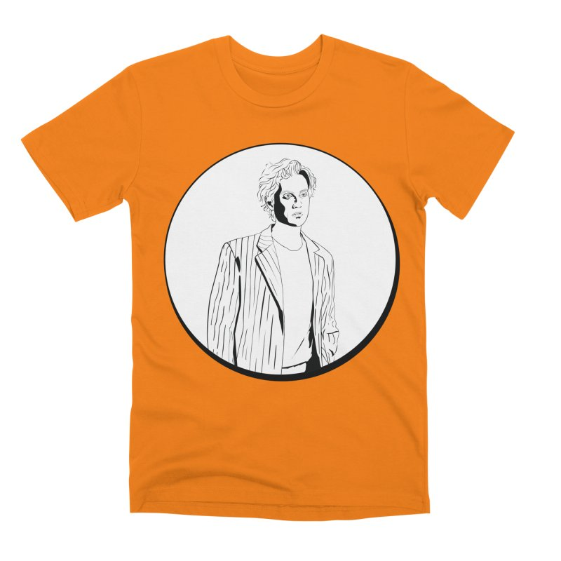 Luke Men's T-Shirt by Boshik's Tshirt Shop