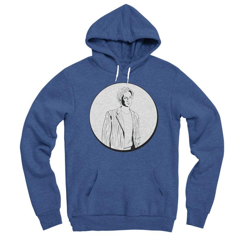 Luke Men's Sponge Fleece Pullover Hoody by Boshik's Tshirt Shop