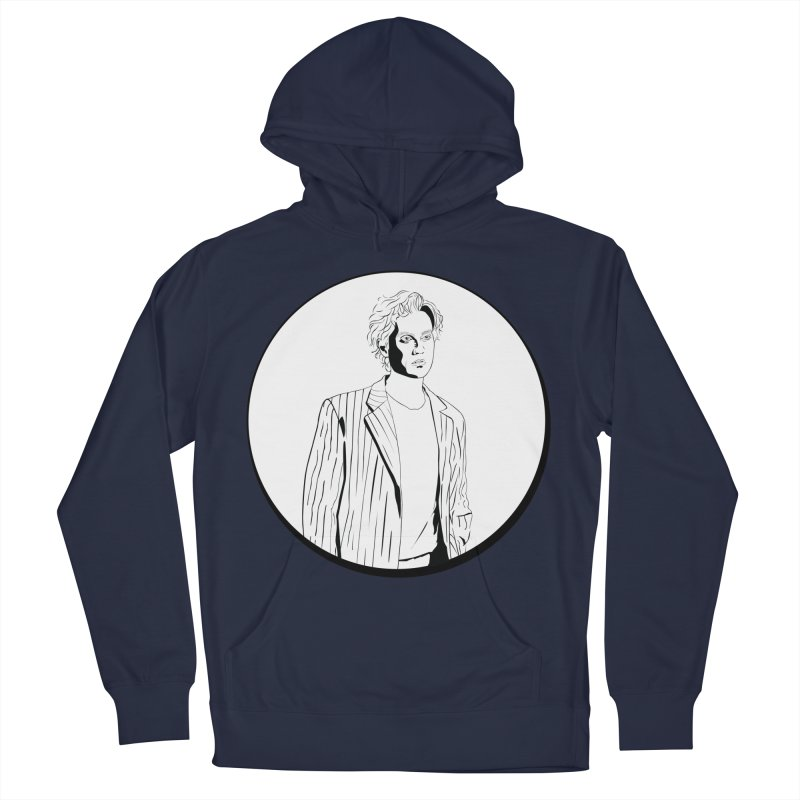 Luke Men's Pullover Hoody by Boshik's Tshirt Shop