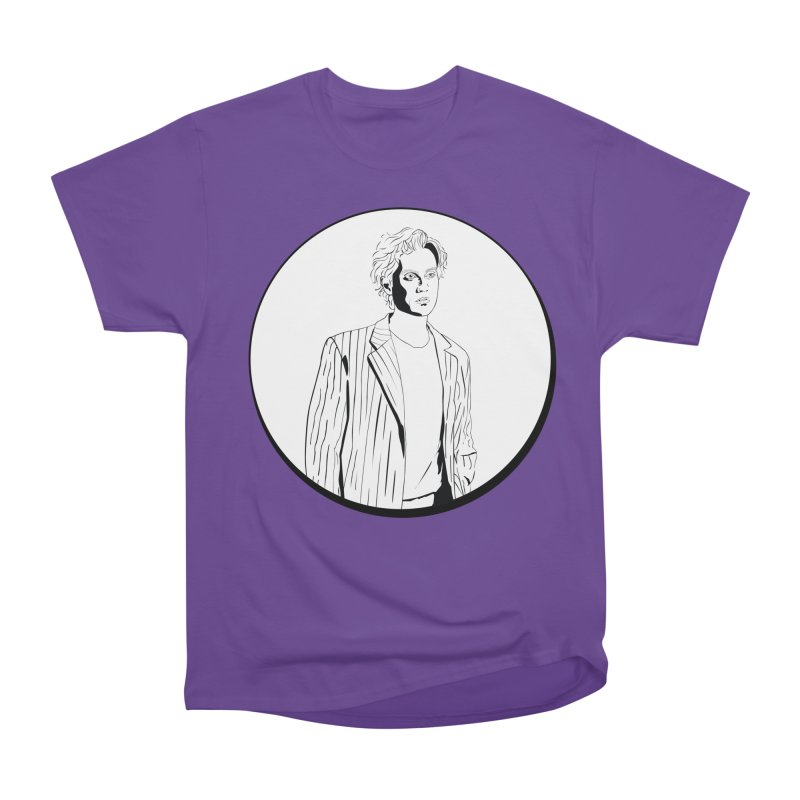 Luke Women's Heavyweight Unisex T-Shirt by Boshik's Tshirt Shop