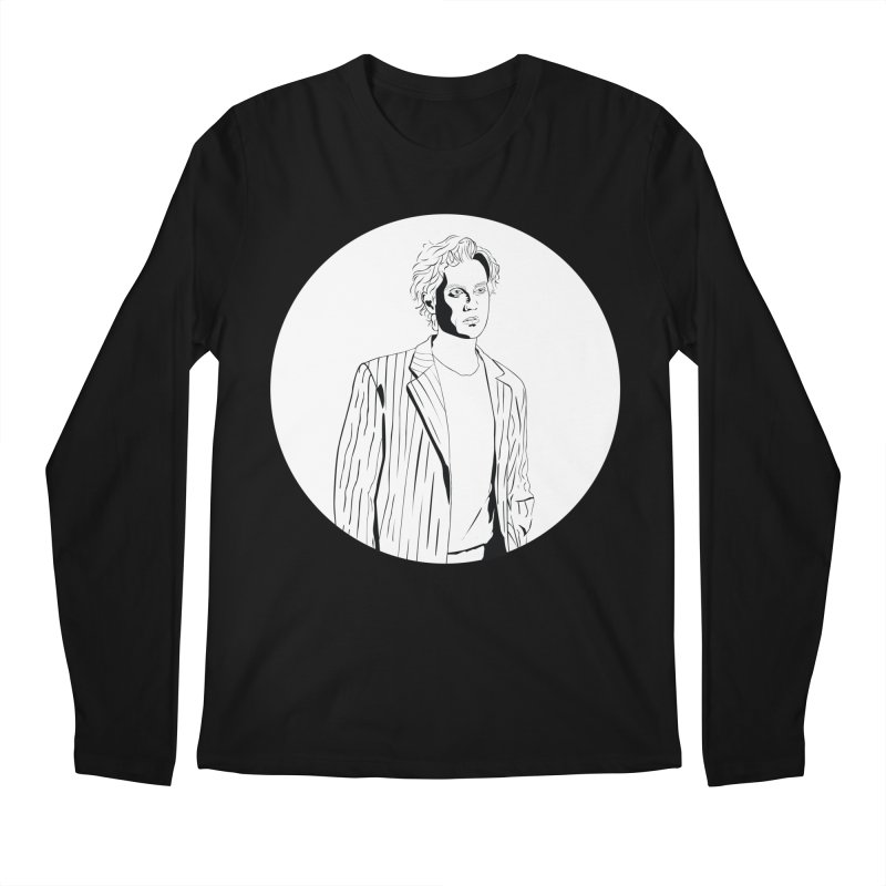 Luke Men's Longsleeve T-Shirt by Boshik's Tshirt Shop
