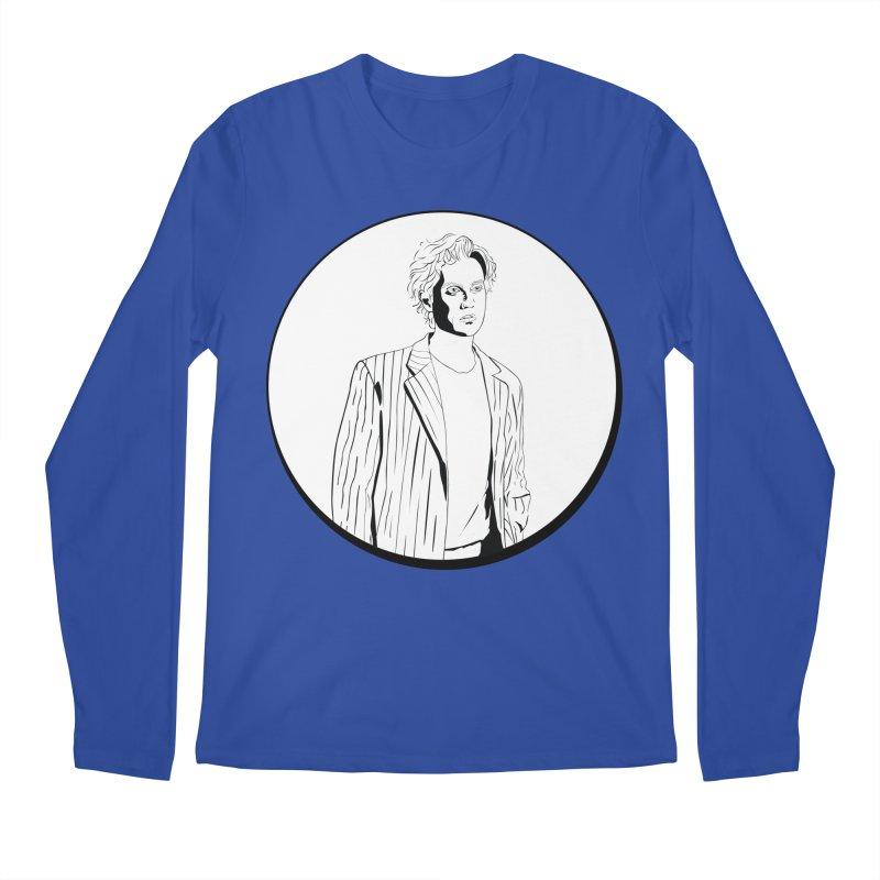 Luke Men's Regular Longsleeve T-Shirt by Boshik's Tshirt Shop