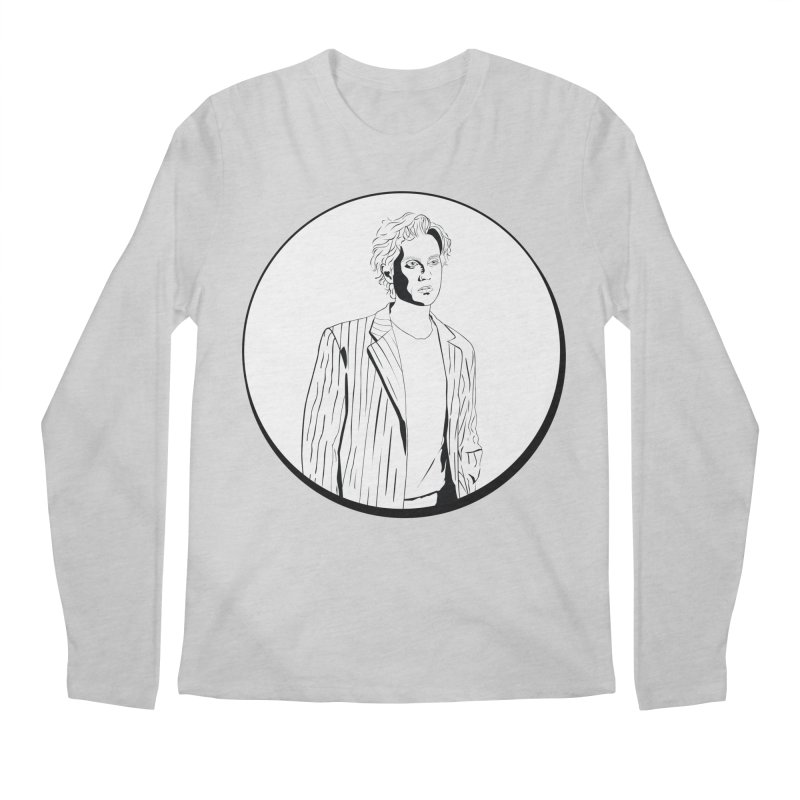 Luke Men's Regular Longsleeve T-Shirt by Boshik's Tshirt Shop