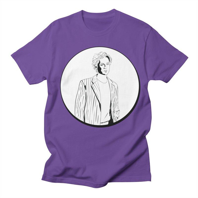 Luke Women's Regular Unisex T-Shirt by Boshik's Tshirt Shop