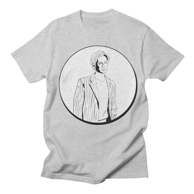 Luke Men's Regular T-Shirt by Boshik's Tshirt Shop