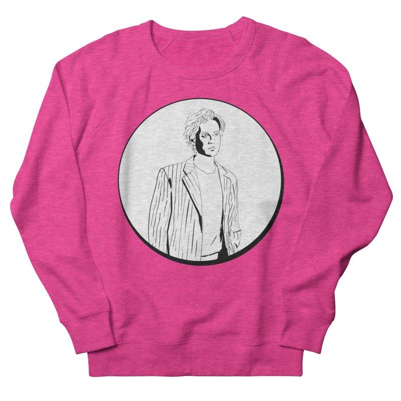 Luke Men's French Terry Sweatshirt by Boshik's Tshirt Shop
