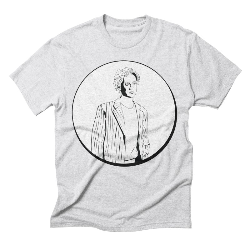 Luke Men's Triblend T-Shirt by Boshik's Tshirt Shop