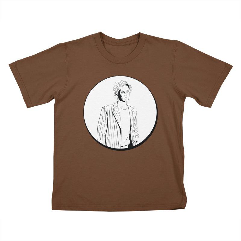 Luke Kids T-Shirt by Boshik's Tshirt Shop