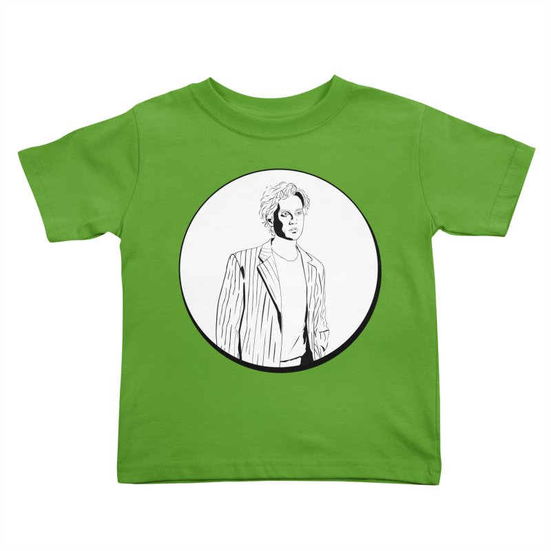 Luke Kids Toddler T-Shirt by Boshik's Tshirt Shop