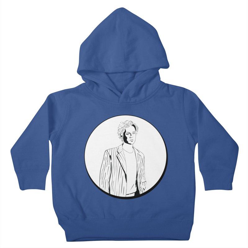 Luke Kids Toddler Pullover Hoody by Boshik's Tshirt Shop