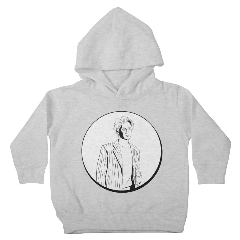 Luke Kids Toddler Pullover Hoody by Boshik's Tshirt Shop