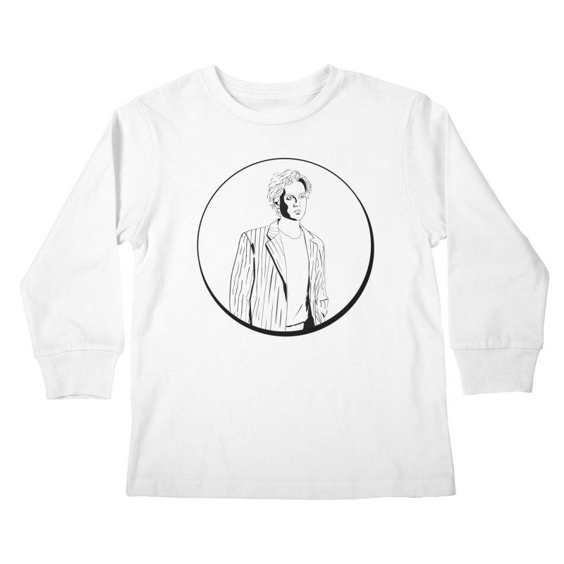Luke Kids Longsleeve T-Shirt by Boshik's Tshirt Shop