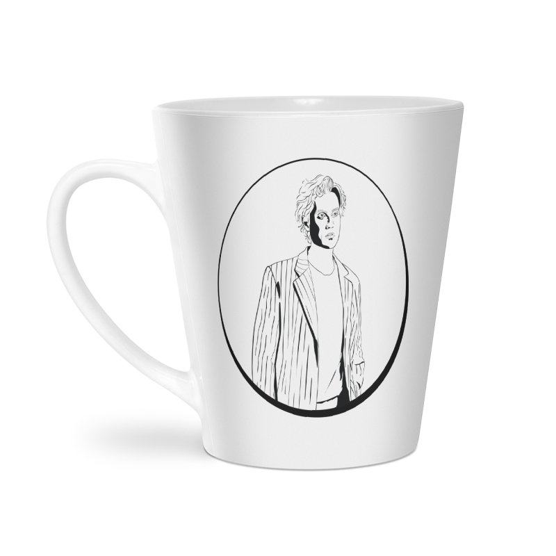 Luke Accessories Latte Mug by Boshik's Tshirt Shop