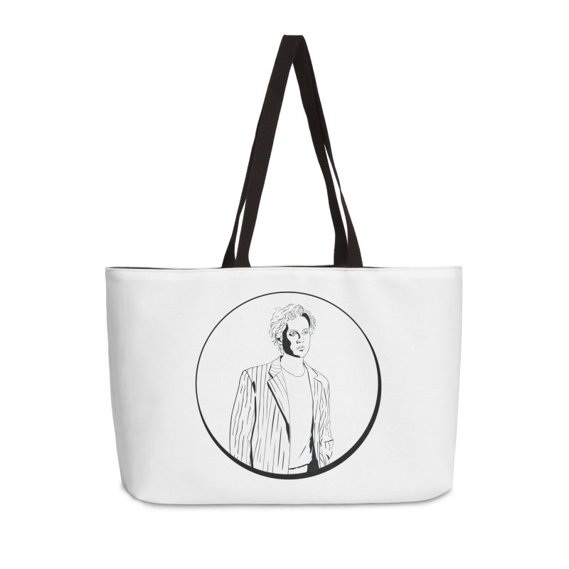 Luke Accessories Weekender Bag Bag by Boshik's Tshirt Shop