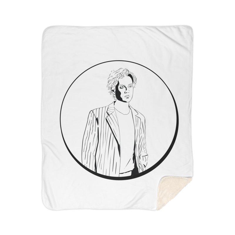 Luke Home Sherpa Blanket Blanket by Boshik's Tshirt Shop