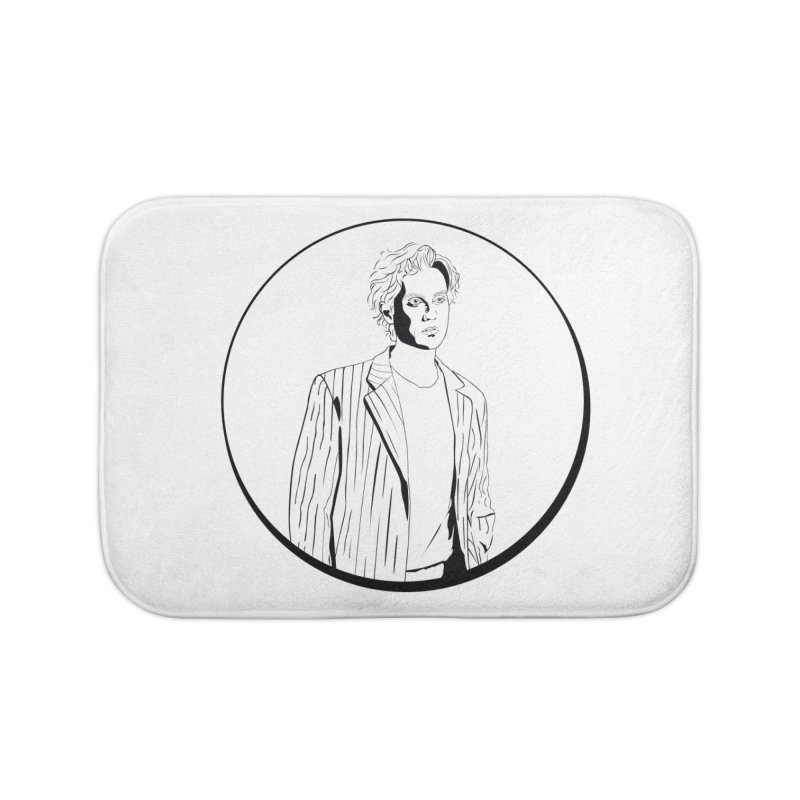 Luke Home Bath Mat by Boshik's Tshirt Shop