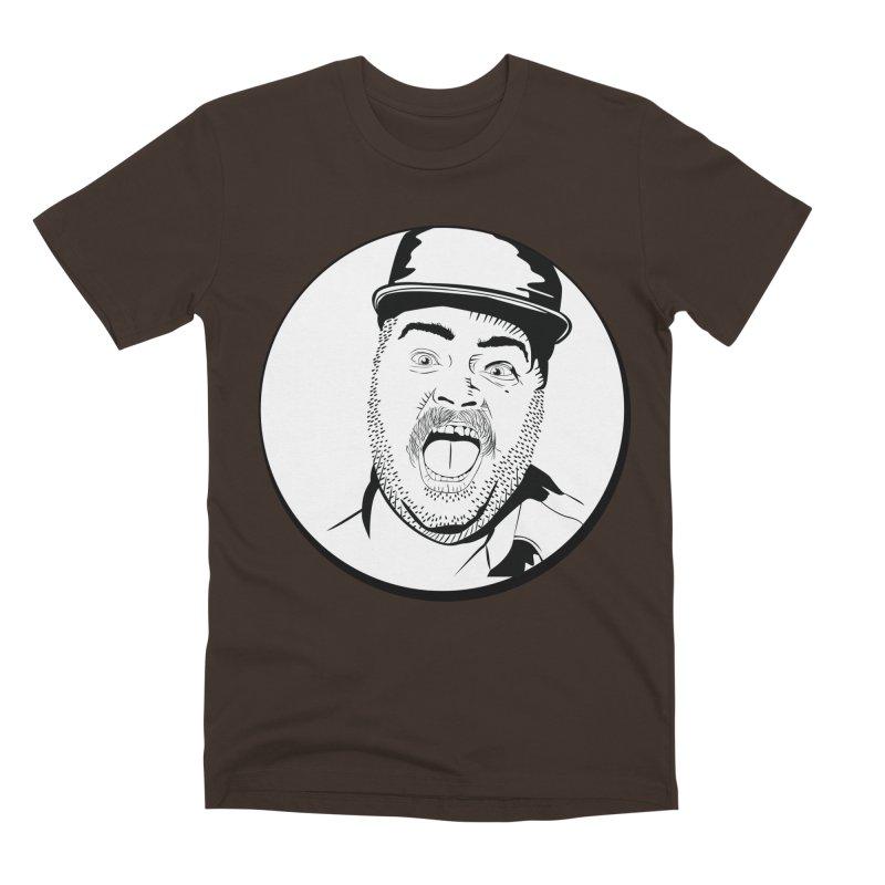 Heeey There Men's Premium T-Shirt by Boshik's Tshirt Shop