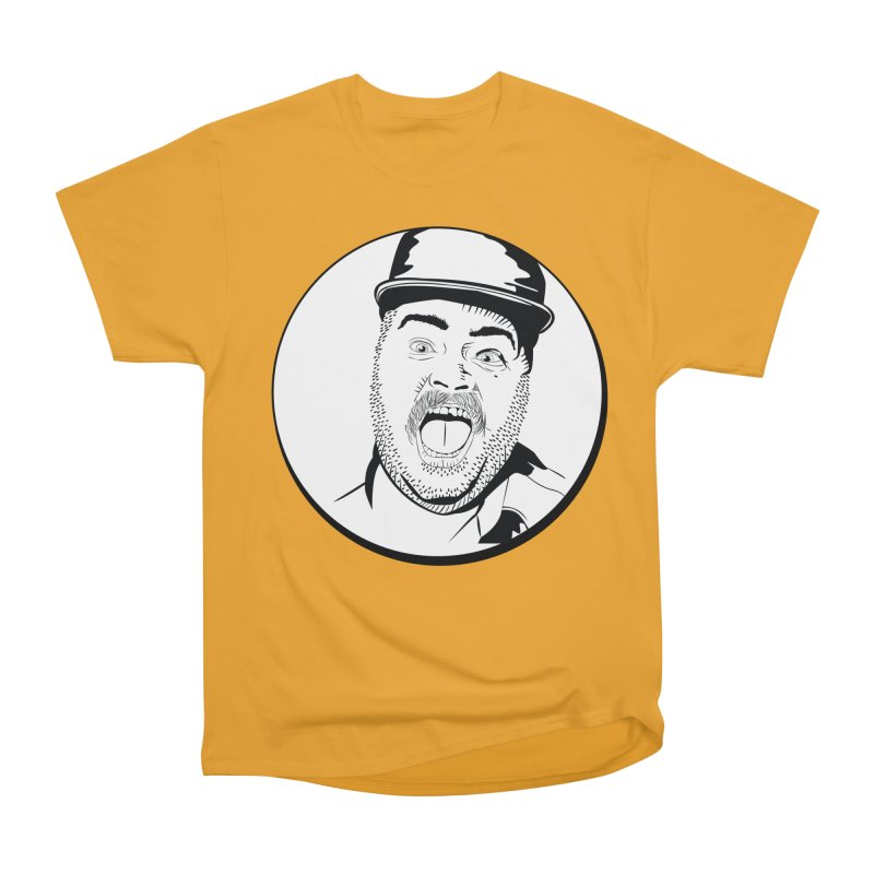 Heeey There Men's Heavyweight T-Shirt by Boshik's Tshirt Shop