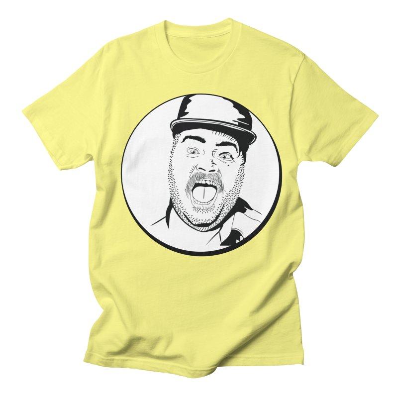 Heeey There Men's Regular T-Shirt by Boshik's Tshirt Shop