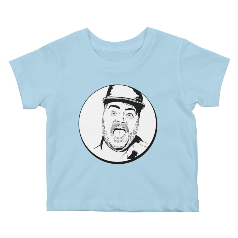 Hey There Kids Baby T-Shirt by Boshik's Tshirt Shop