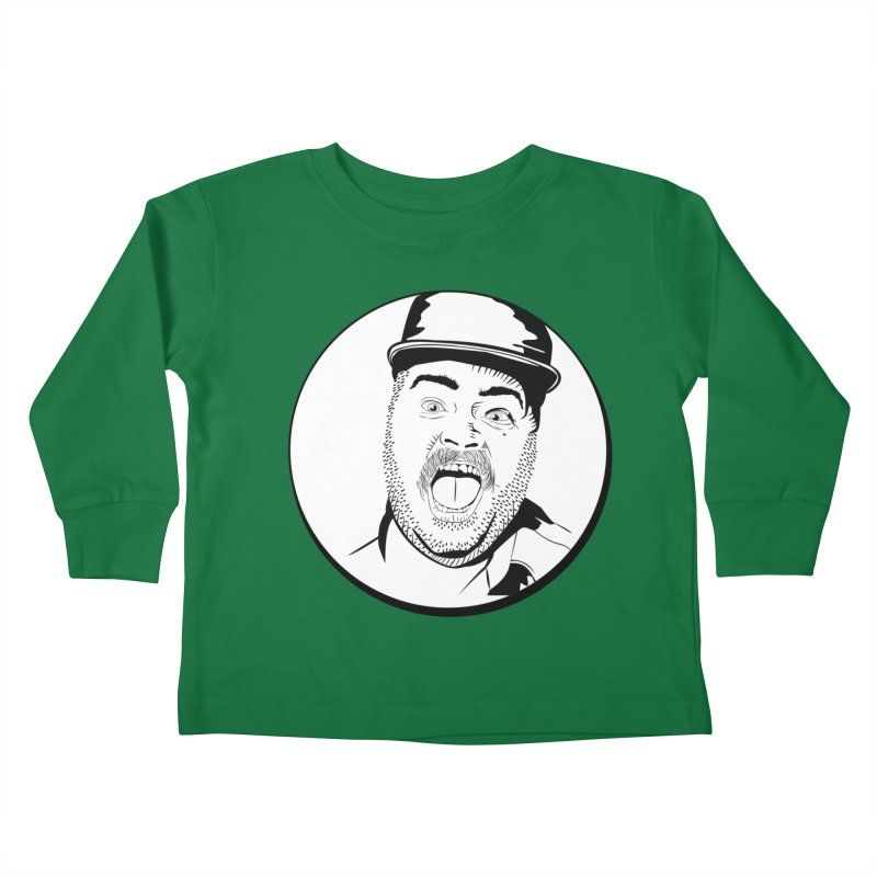 Heeey There Kids Toddler Longsleeve T-Shirt by Boshik's Tshirt Shop
