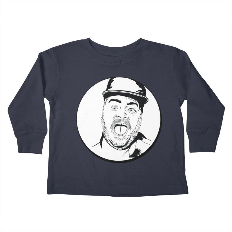 Heeey There Kids Toddler Longsleeve T-Shirt by Boshik's Tshirt Shop