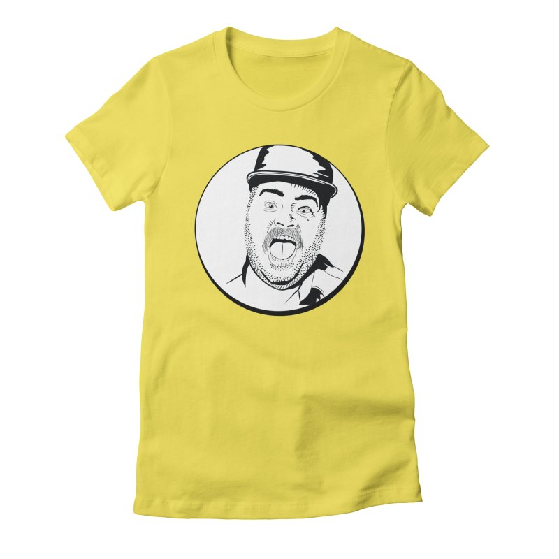 Hey There Women's Fitted T-Shirt by Boshik's Tshirt Shop