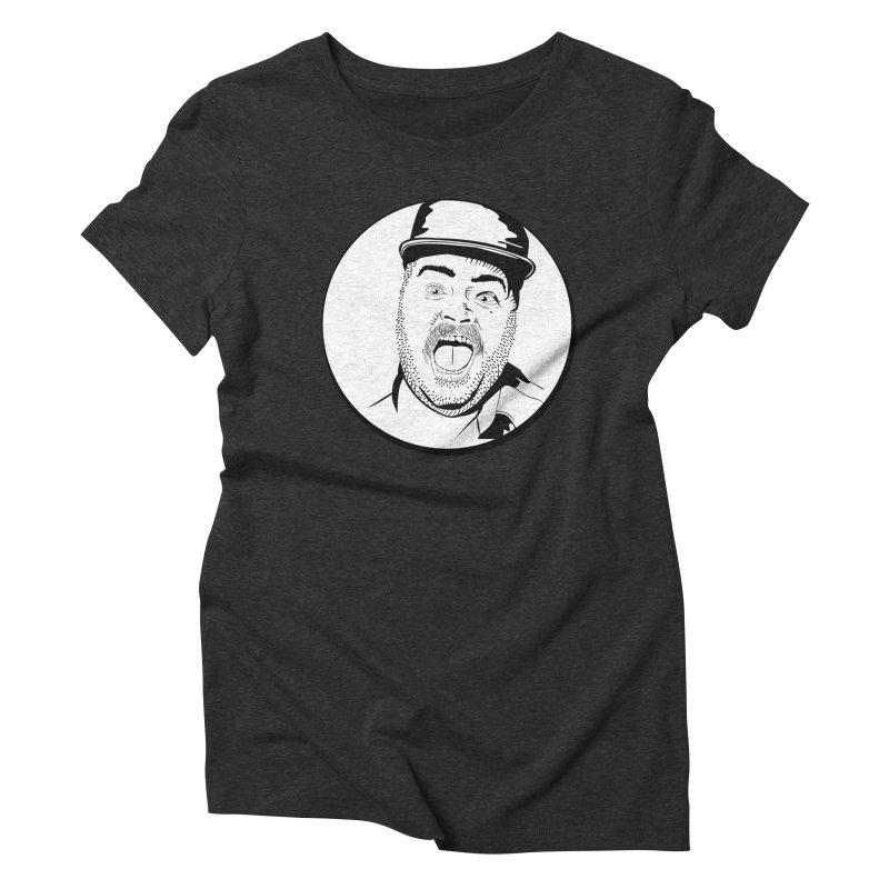 Hey There Women's Triblend T-Shirt by Boshik's Tshirt Shop