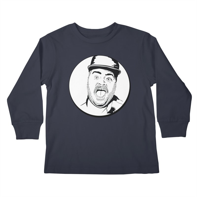 Heeey There Kids Longsleeve T-Shirt by Boshik's Tshirt Shop