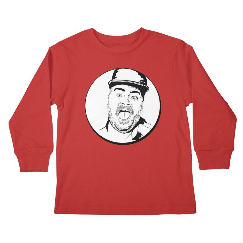 Heeey There Kids Longsleeve T-Shirt by Boshik's Tshirt Shop