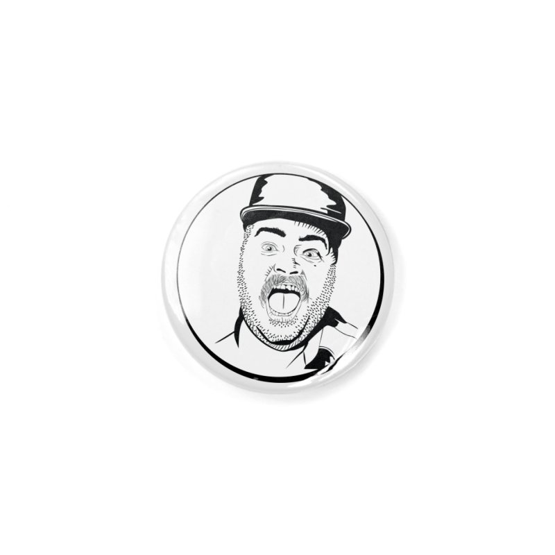 Heeey There Accessories Button by Boshik's Tshirt Shop