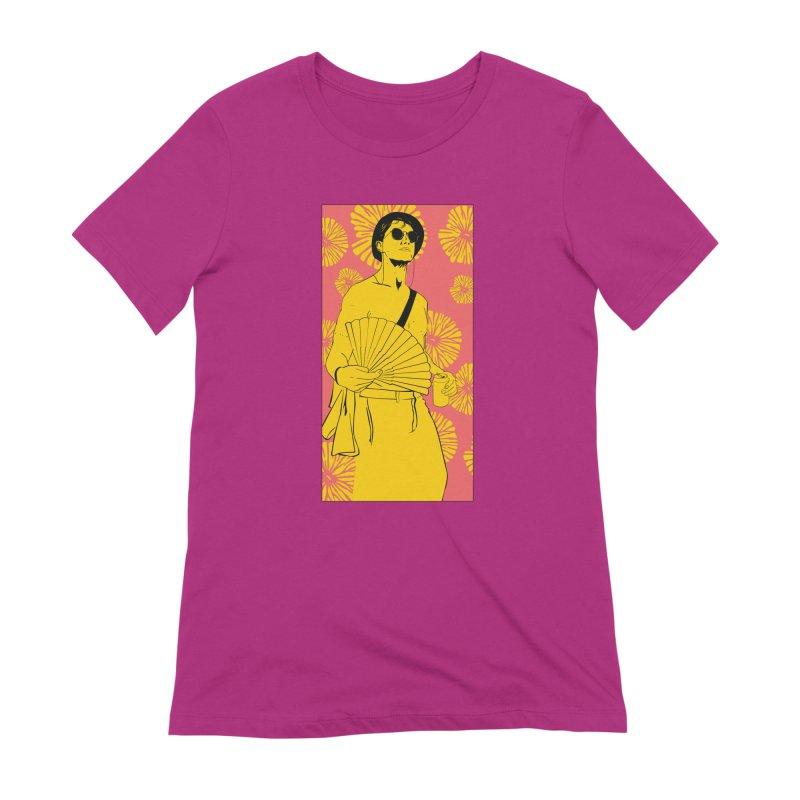 Party Josh Women's Extra Soft T-Shirt by Boshik's Tshirt Shop