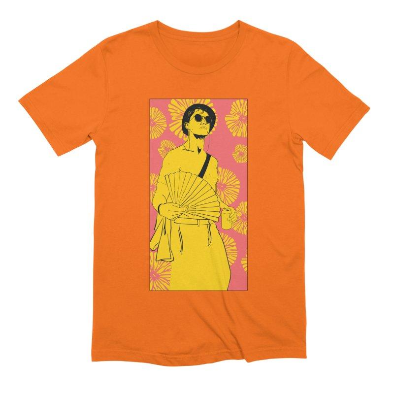 Party Josh Men's Extra Soft T-Shirt by Boshik's Tshirt Shop