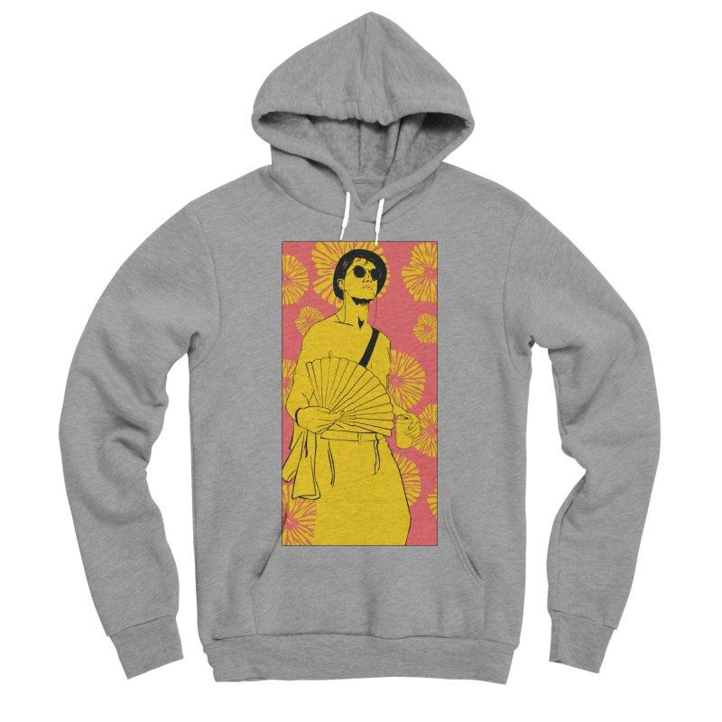 Party Josh Women's Sponge Fleece Pullover Hoody by Boshik's Tshirt Shop