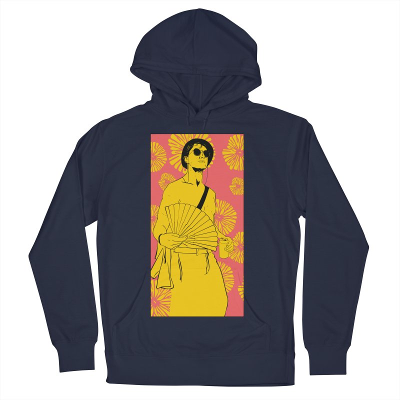 Party Josh Women's French Terry Pullover Hoody by Boshik's Tshirt Shop